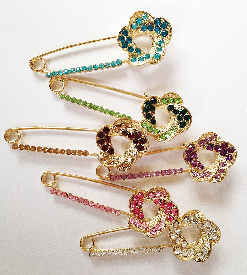 Beautiful Hijab Pins - Hijab Deva - Online hijab shop