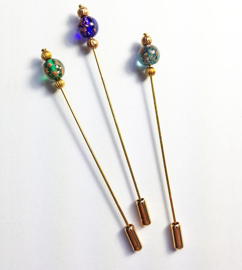 Royal Orient Hijab Pin Set
