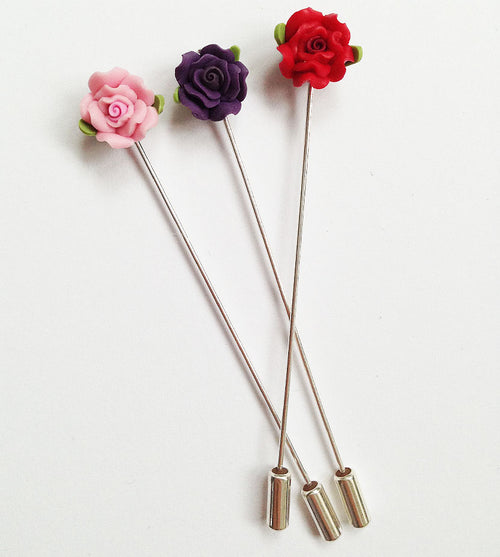 Rose Garden Hijab Pin Set