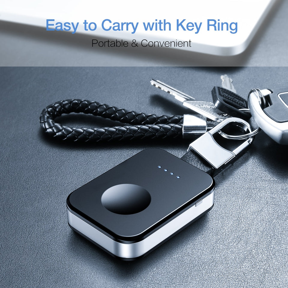 Apple Watch Keychain Wireless Charger
