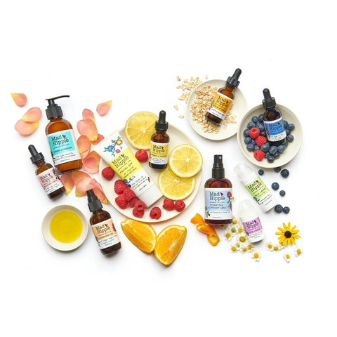 Mad Hippie Vegan Skin care and cruelty free