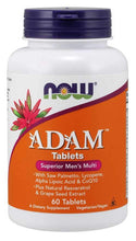 Load image into Gallery viewer, Now Foods, ADAM, Superior Men's Multi, 90 Softgels