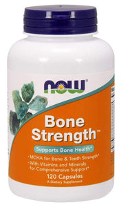 Now Foods, Bone Strength, 120 Capsules