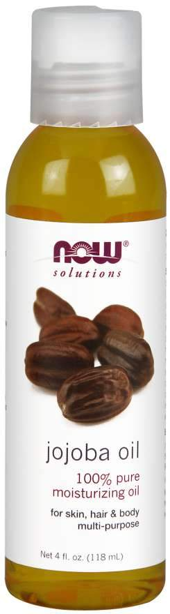 Now Foods, Solutions, Jojoba Oil, 4 fl oz (118 ml)