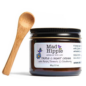 Mad Hippie, Triple C Night Serum, 62ml