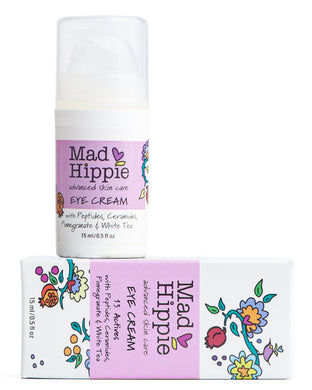 Mad Hippie, Eye Cream with Peptides, 10ml