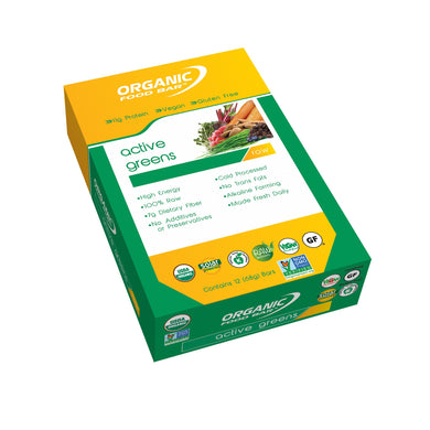 Active Greens Box of 12 closed