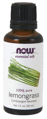 Now Foods, Essential Oils, Lemongrass, 1 fl oz (30 ml)