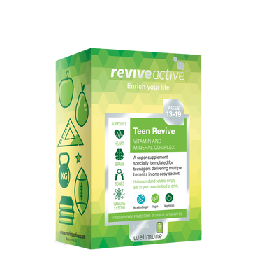 Teen Revive Supplement, 20 day supply