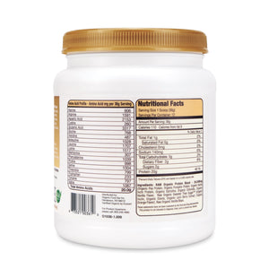 Vegan Protein Powder by Organic Food Bar | Vanilla (433g)