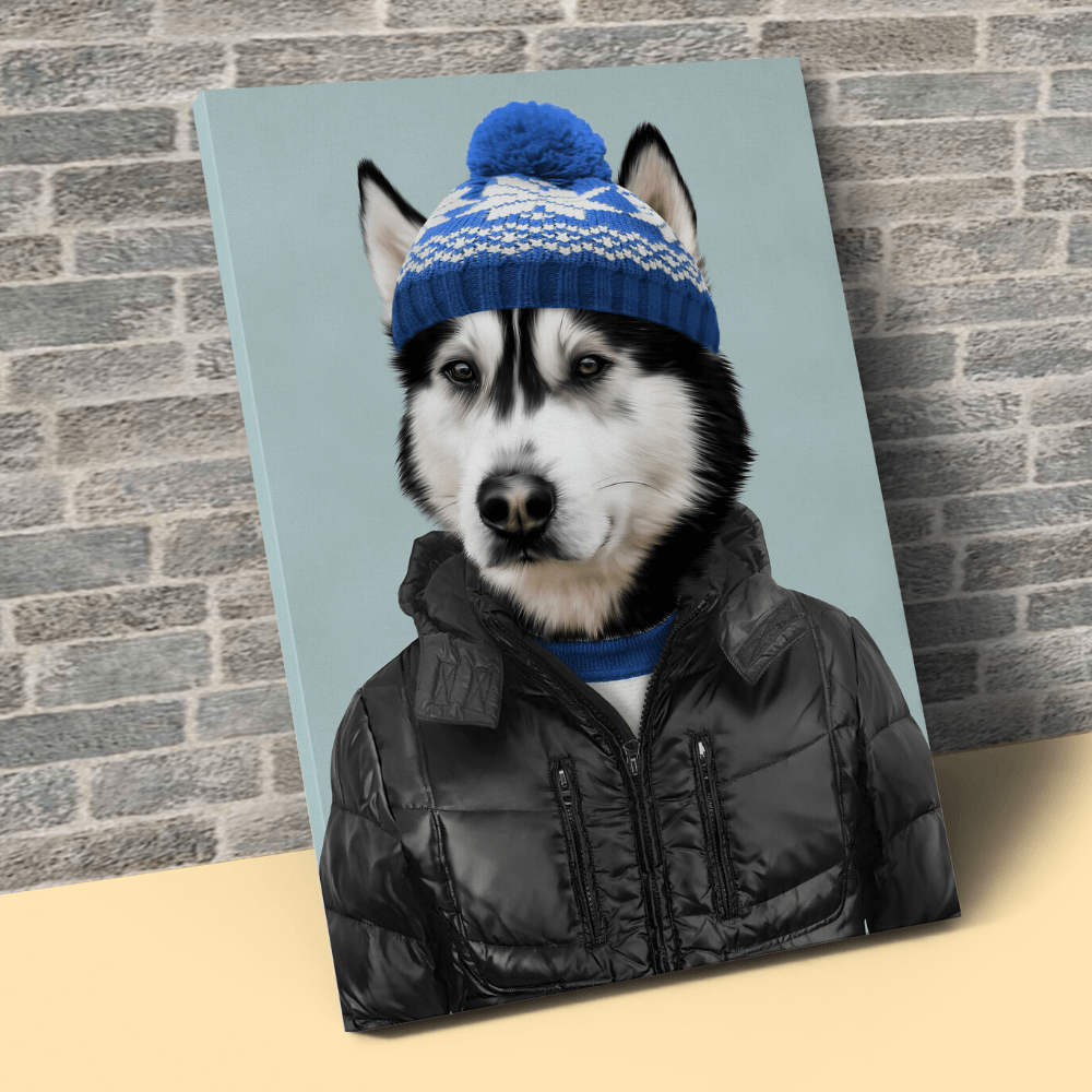 Pet Creatives The Good Boy - Custom Pet Canvas
