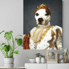 Pet Creatives The Imperator - Custom Pet Canvas