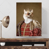 Pet Creatives The King - Custom Pet Canvas