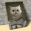 Pet Creatives The Princess - Custom Pet Canvas