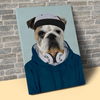 Pet Creatives The Rapper - Custom Pet Canvas