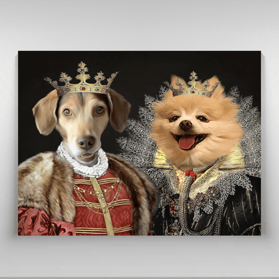 Pet Creatives THE ROYALS