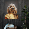 Pet Creatives The Statesman - Custom Pet Canvas