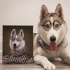 Pet Creatives The White Princess - Custom Pet Canvas