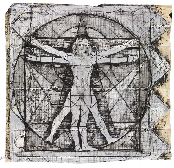 Meridian Man after Leonardo