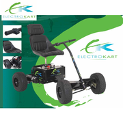 Electrokart Voyager Heavy Duty Front Angle Brochure