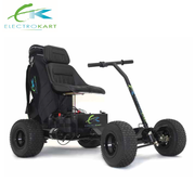 Electrokart Voyager Heavy Duty Front Angle