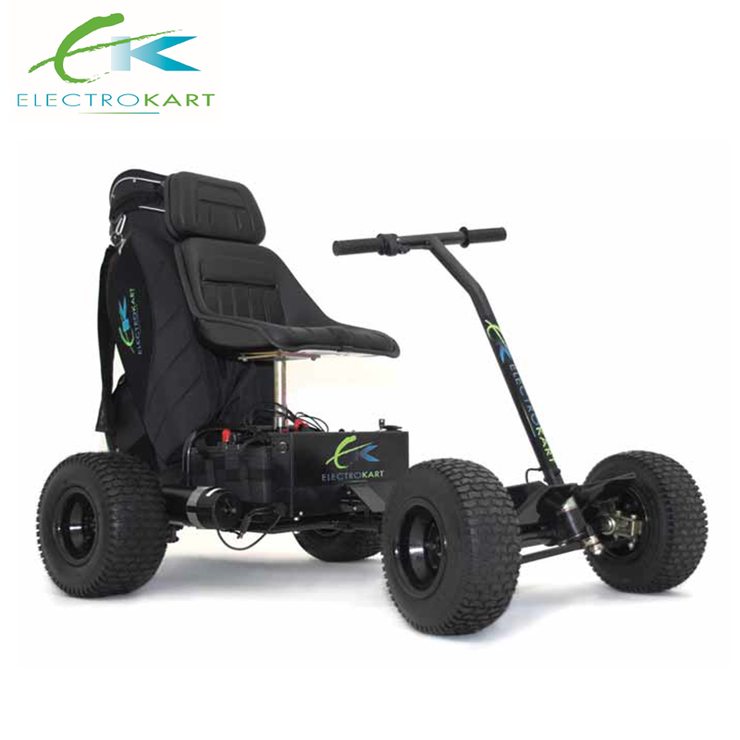Electrokart Voyager Standard Front Angle
