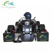 Electrokart Voyager Heavy Duty Rear Folded