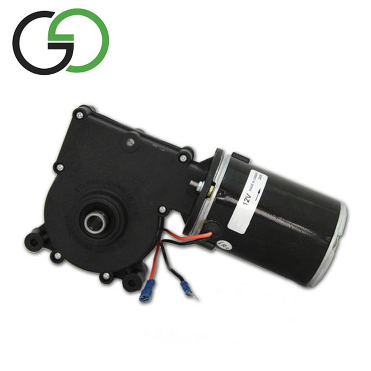 Golf Glider Motor and Gearbox 180watt-2