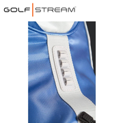 Golfstream Lite Golf Bag Blue Fabric