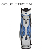 Golfstream Lite Golf Bag Blue Front