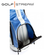 Golfstream Lite Golf Bag Blue Pocket
