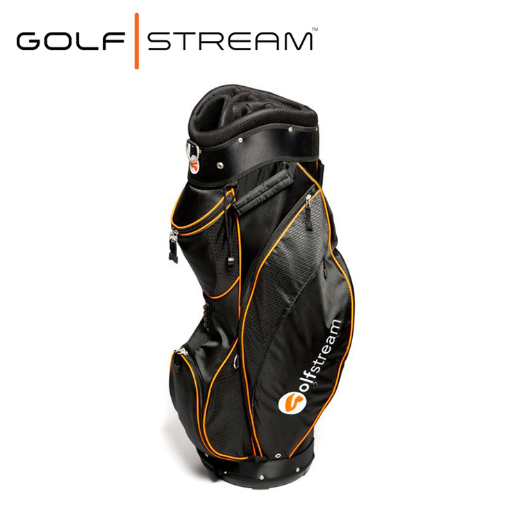 Golfstream Luxury Golf Bag LITE BLACK