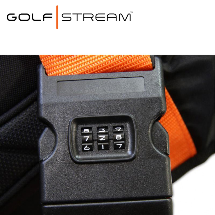 Golfstream Securitee Locking Bag Hood Lock