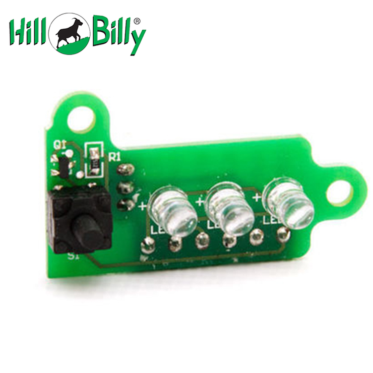 Hill Billy Distance PCB for Hill Billy Terrain