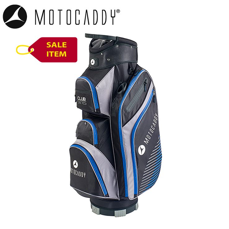 Motocaddy Club-Series Golf Bag - Sale Item-1