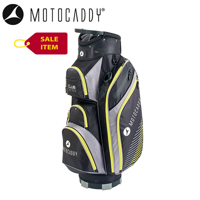Motocaddy Club-Series Golf Bag - Sale Item