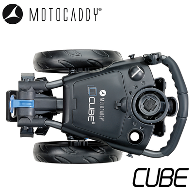Motocaddy-Cube-2020-Blue-Folded-Above
