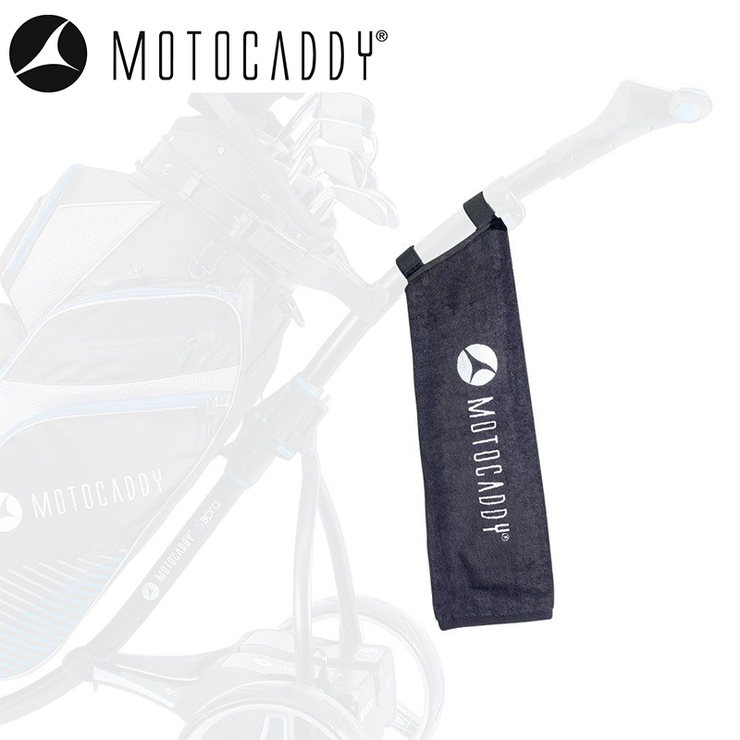 Motocaddy Deluxe Trolley Towel-2