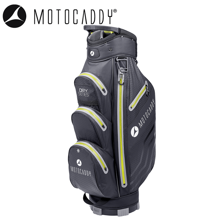 Motocaddy Dry Series Golf Bag Lime