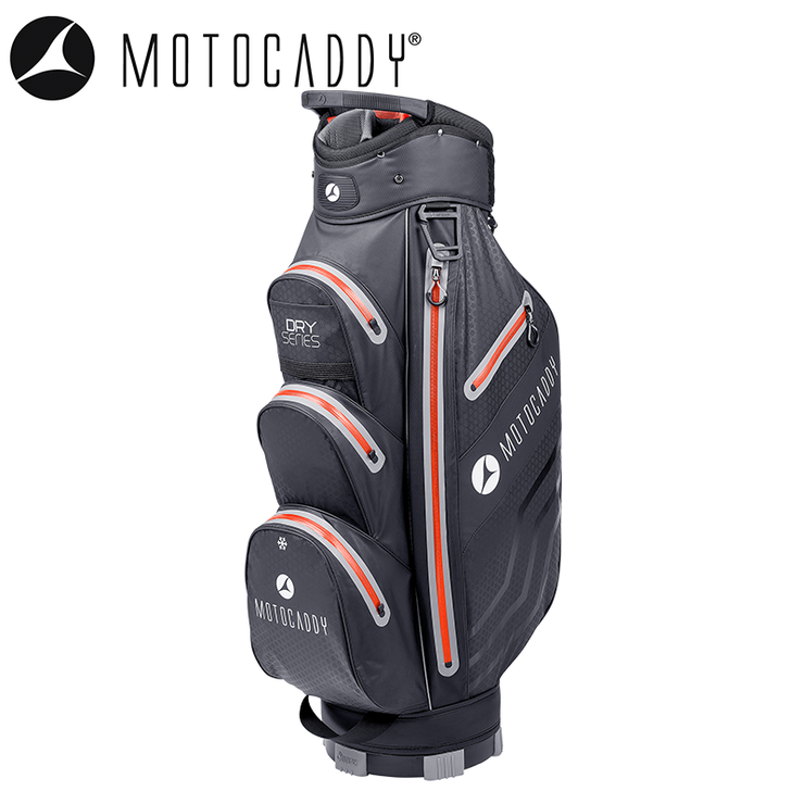 Motocaddy Dry Series Golf Bag Orange