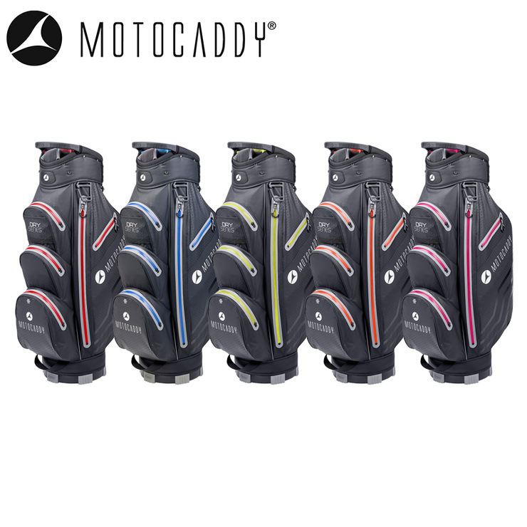 Motocaddy Dry Series Golf Bag Range