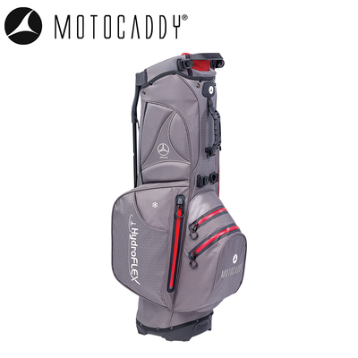Motocaddy-Hydroflex-Golf-Bag-Charcoal-Red-1