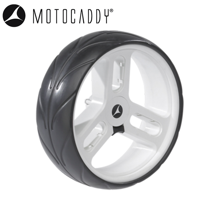 Motocaddy Left Wheel Pro With Inserts - S Series