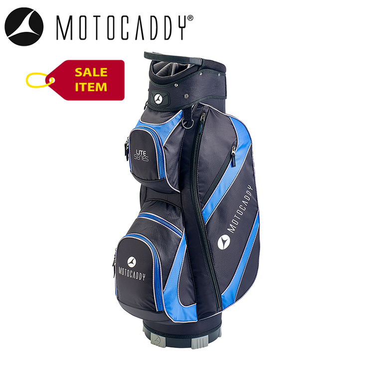 Motocaddy Lite-Series Golf Bag - Sale Item