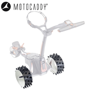 Motocaddy M-Series Hedgehog Winter Wheels (Pair)-5