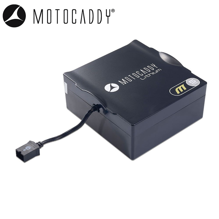 Motocaddy M-Series Standard Lithium Battery & Charger 18-Hole