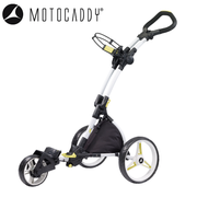 Motocaddy M1 Lite Push Trolley Alpine Side