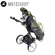 Motocaddy M1 Lite Push Trolley Black Bag