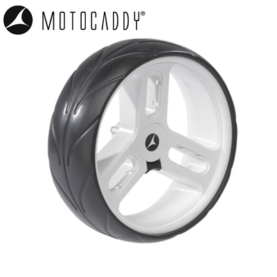 Motocaddy Right Wheel Pro With Inserts - S Series