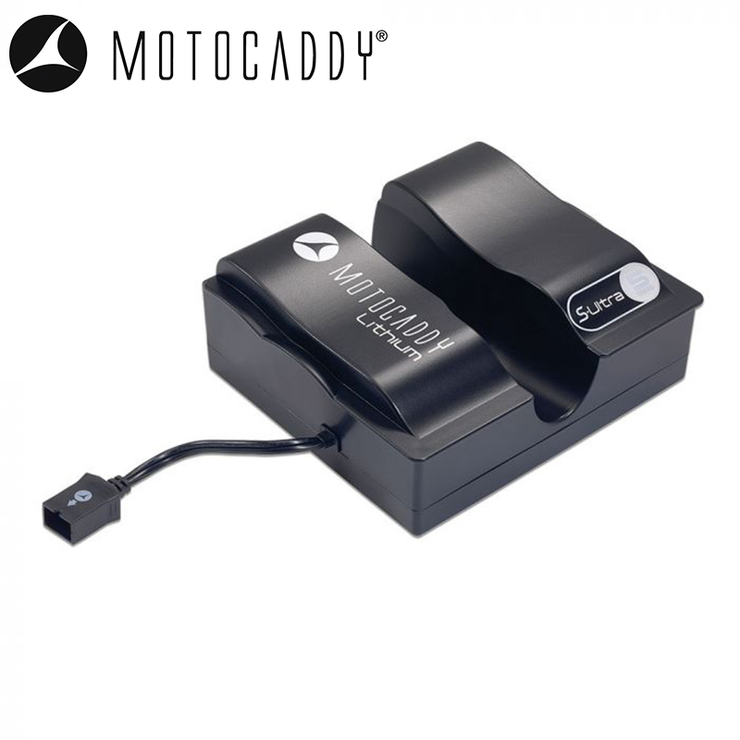 Motocaddy S-Series Extended Lithium Battery & Charger 36 Hole